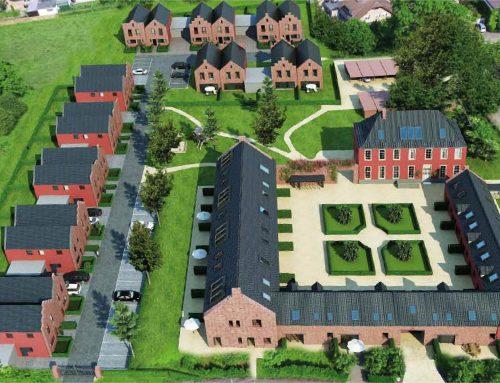 Wohnen im historischen Rittergut – home4you bietet 26 attraktive Wohneinheiten mit Steuervorteil