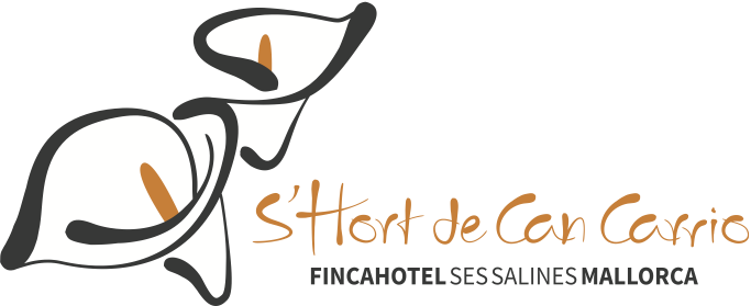 Logo Finca Hotel S'Hort de Can Carrio on Mallorca